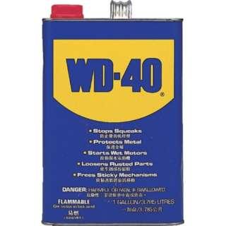 超浸透性防錆潤滑剤WD40-1ガロン WD401G