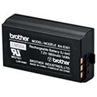 【純正】ピータッチ(P-touch) PT-P750W用 Li-ion充電池 BA-E001