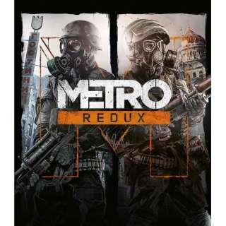 メトロ リダックス【Xbox Oneゲームソフト】