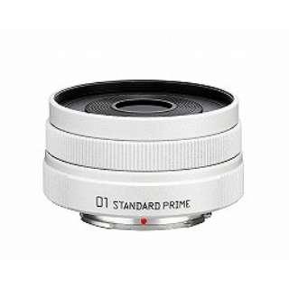 カメラレンズ 01 STANDARD PRIME 8.5mm F1.9 ピュアホワイト [ペンタックスQ /単焦点レンズ]