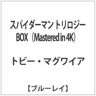 スパイダーマン トリロジーBOX(Mastered in 4K) 【ブルーレイ ソフト】