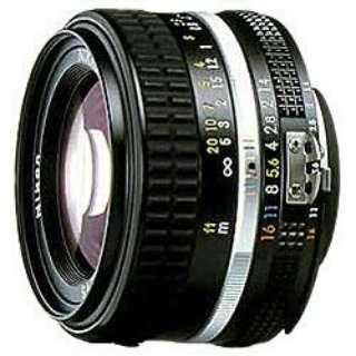カメラレンズ AI Nikkor 50mm f/1.4S NIKKOR(ニッコール) ブラック [ニコンF /単焦点レンズ]