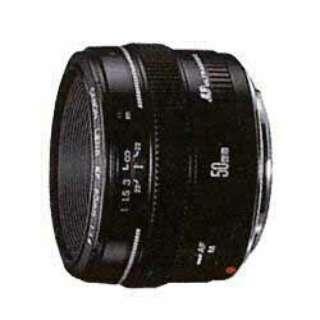 カメラレンズ EF50mm F1.4 USM ブラック [キヤノンEF /単焦点レンズ]