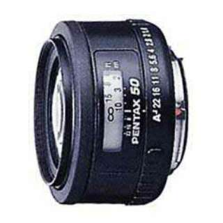 カメラレンズ smc PENTAX-FA 50mmF1.4 ブラック [ペンタックスK /単焦点レンズ]