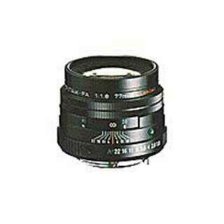 カメラレンズ smc PENTAX-FA 77mmF1.8 Limited ブラック [ペンタックスK /単焦点レンズ]