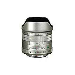 カメラレンズ smc PENTAX-FA31mmF1.8AL Limited シルバー [ペンタックスK /単焦点レンズ]