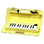 ピアニカ 25鍵盤 P-25F クリームイエロー