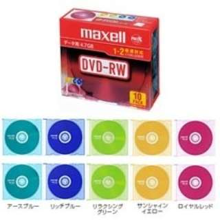 DRW47MIXB.S1P10SA データ用DVD-RW MIX [10枚 /4.7GB]