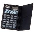 手帳型電卓 DE8001Q [8桁]