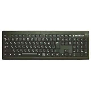 OWL-KB109STDBJ キーボード ブラック [コード /]