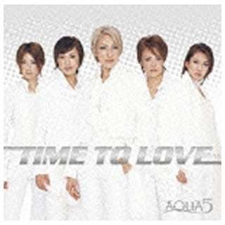 AQUA5/TIME TO LOVE 【CD】