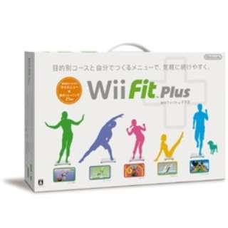 Wii Fit Plus バランスWiiボード同梱版【Wii】