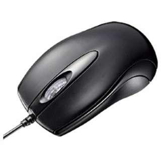 MA-113HUBK マウス ブラック  [光学式 /3ボタン /USB /有線]