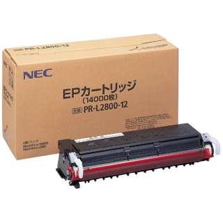 PR-L2800-12 純正トナー EPカートリッジ モノクロ