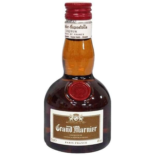 グランマルニエ コルドンルージュ ミニチュアボトル 50ml【リキュール】
