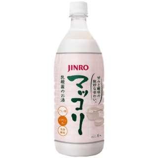 JINRO マッコリ 1Lペット【リキュール】