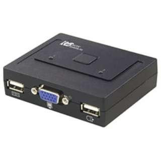 パソコン切替器 REX-230U [2入力 /1出力 /自動]