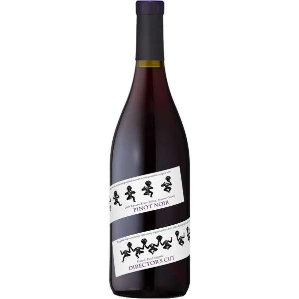 フランシス・コッポラ ディレクターズ・カット ソノマ・コースト ピノ・ノワール 750ml【赤ワイン】