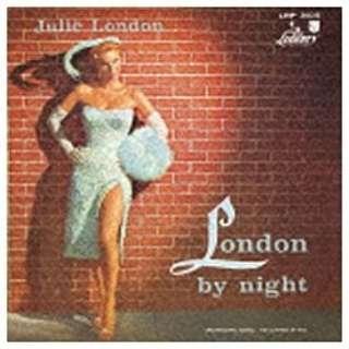 ジュリー・ロンドン/ロンドン・バイ・ナイト 初回限定盤 【CD】