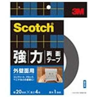 スコッチ 強力両面テープ(外壁面用) SKB-20