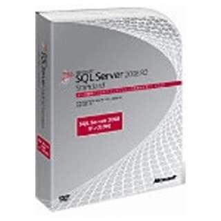 〔Win版〕 SQL Server 2008 R2 Standard (10CAL付き)