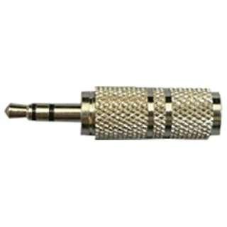 オーディオ変換プラグ(3.5mmモノラルミニジャック⇒ステレオミニプラグ) AD-620