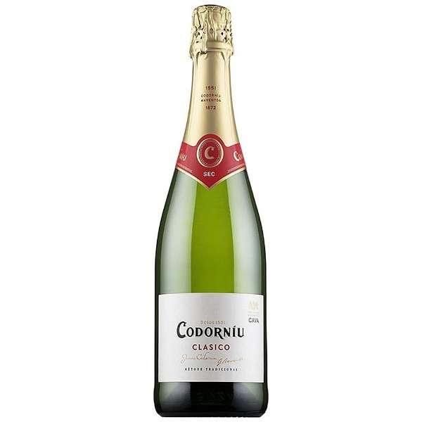 コドーニュ クラシコ・セコ 750ml【スパークリングワイン】