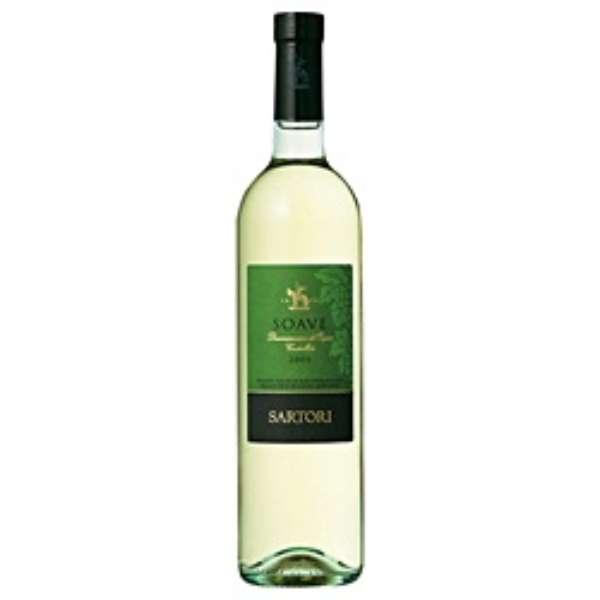 サルトーリ ソアーヴェ オーガニック 750ml【白ワイン】