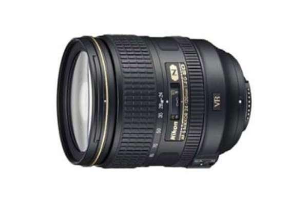 ニコンのカメラレンズおすすめ20選 ニコン AF-S NIKKOR 24-120mm f/4G ED VR