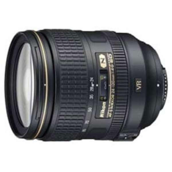カメラレンズ AF-S NIKKOR 24-120mm f/4G ED VR NIKKOR(ニッコール) ブラック [ニコンF /ズームレンズ]