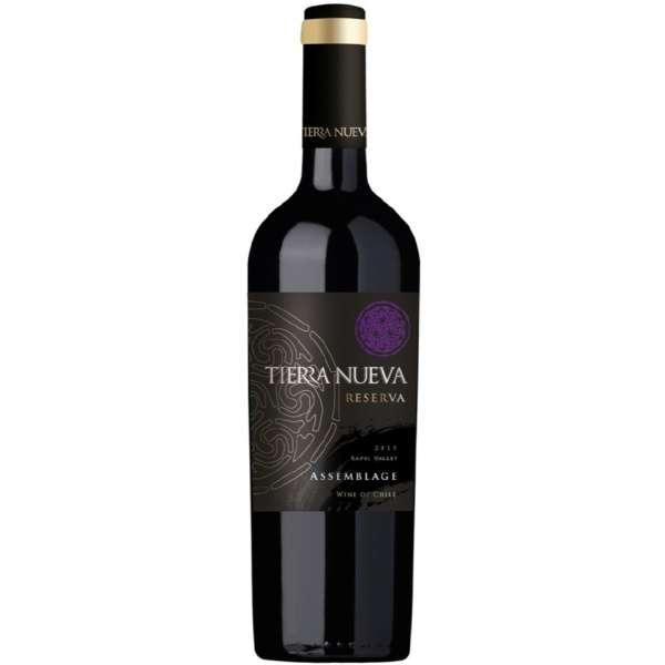 ティエラ・ヌエバ アッサンブラージュ レゼルバ 750ml 【赤ワイン】