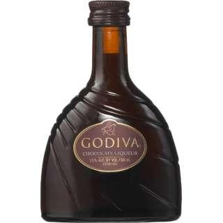 ゴディバ チョコレートリキュール ミニチュア 50ml【リキュール】