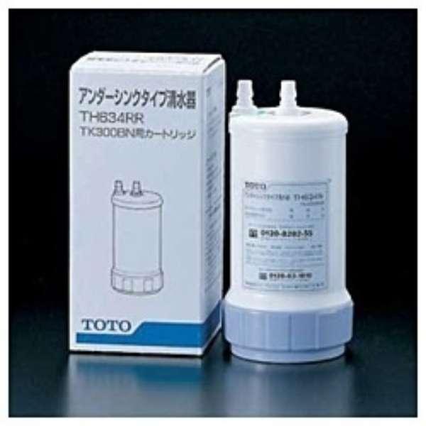 取替えカートリッジ 浄水器兼用混合栓(ビルトイン形) ホワイト TH634RR [1個]