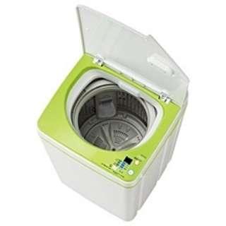 JW-K33F-W 全自動洗濯機 Joy Series ホワイト [洗濯3.3kg /乾燥機能無 /上開き]