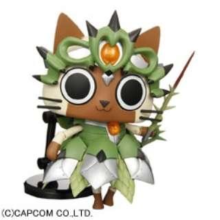 ゲームキャラクターズコレクション モンスターハンターポータブル 3rd 動くアイルー(レイアネコシリーズ)