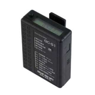 【受発注商品】放射線測定器(サーベイメータ/ガイガーカウンター) GC-S1