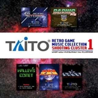 ZUNTATA/タイトー レトロゲームミュージック コレクション1 シューティングクラスタ 【CD】