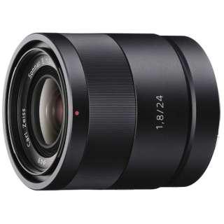 カメラレンズ T* E 24mm F1.8 ZA APS-C用 Sonnar ブラック SEL24F18Z [ソニーE /単焦点レンズ]