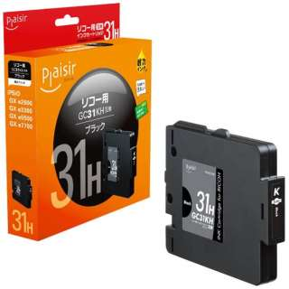 PLE-RC31HB 互換プリンターインク ブラック
