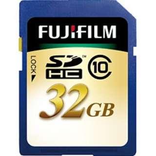 SDHCカード SDHC-032G-C10 [32GB /Class10]