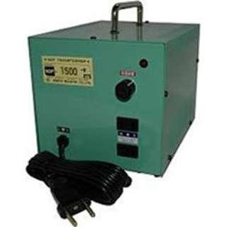 変圧器 (ダウントランス)「トランスフォーマ NDF-Eシリーズ」(220V・1500W) NDF-1500E
