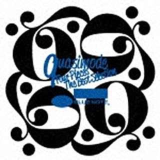 quasimode/Four Pieces-The Best Selection 【CD】