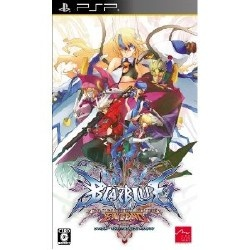 BLAZBLUE CONTINUUM SHIFT EXTEND [PSP]