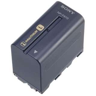 リチャージャブルバッテリーパック NP-F970/5[生産完了品 在庫限り]