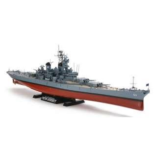 1/350 艦船シリーズ No.28 アメリカ海軍戦艦 BB62 ニュージャージー