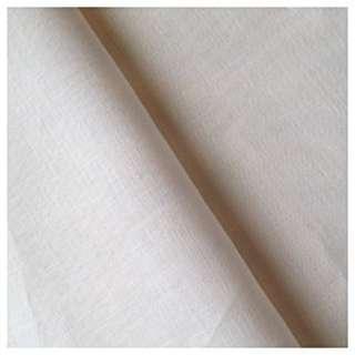 【掛ふとんカバー】麻(リネン) ダブルロングサイズ(麻100%/190×230cm/ホワイト)[生産完了品 在庫限り]