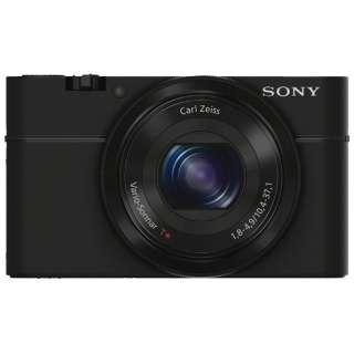 DSC-RX100 コンパクトデジタルカメラ Cyber-shot(サイバーショット)