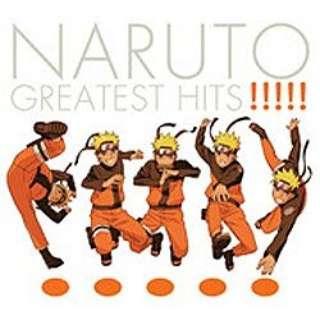 (アニメーション)/NARUTO GREATEST HITS!!!!! 期間生産限定盤 【CD】