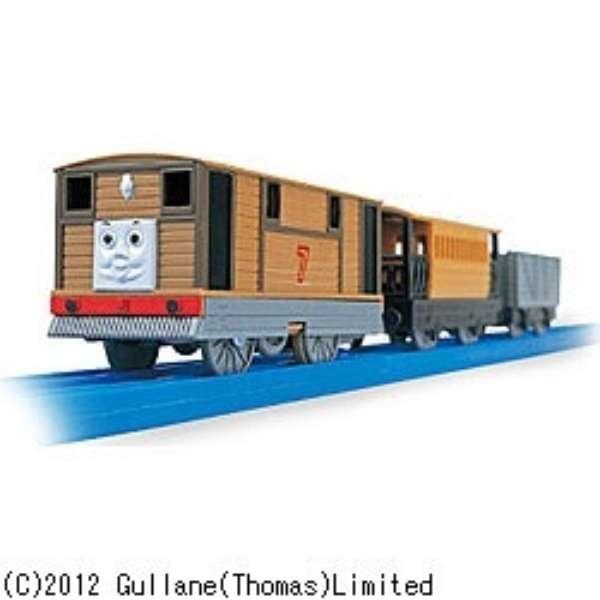 プラレール トーマスシリーズ TS-11 プラレールトビー