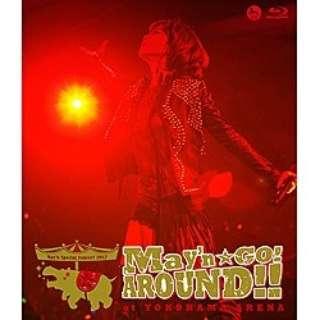 May'n/May'n special concert BD 2012「May'n☆GO!AROUND!!」at 横浜アリーナ 【ブルーレイ ソフト】